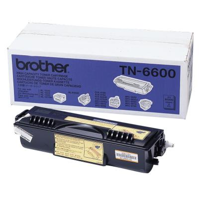 Toner Brother TN-6600 černý