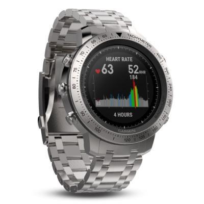 Sportovní hodinky Garmin fenix Chronos ocelové