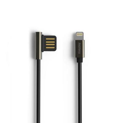Kabel REMAX USB 2.0 na Lightning 1m černý