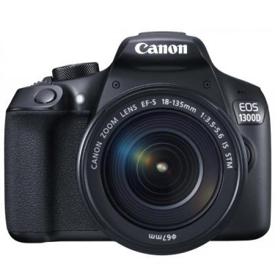 Zrcadlovka Canon EOS 1300D + 18-135 IS STM