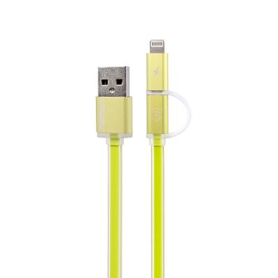 Kabel REMAX USB 2.0 na Lightning 1m zelený