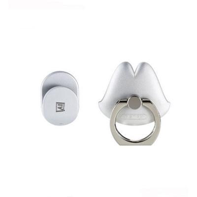 Držák REMAX RING HOLDER stříbrný