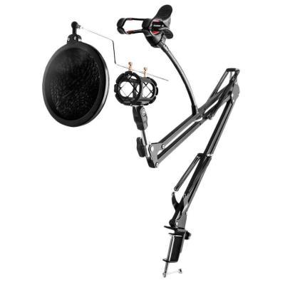 Držák REMAX CK100 pro mikrofon a telefon