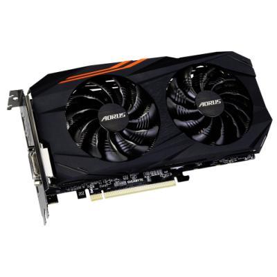 Grafická karta GIGABYTE Radeon RX 580 4GB AORUS