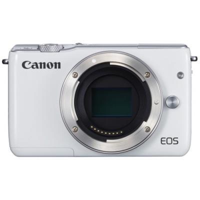 Digitální fotoaparát Canon EOS M10 bílý