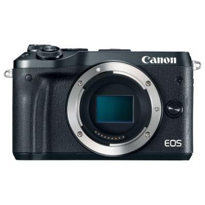 Digitální fotoaparát Canon EOS M6 černý