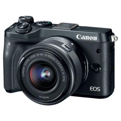 Digitální fotoaparát Canon EOS M6 + EF-M 55-200