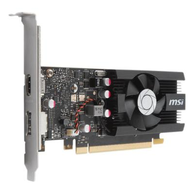 Grafická karta MSI GeForce GT 1030 2G LP OC 2GB