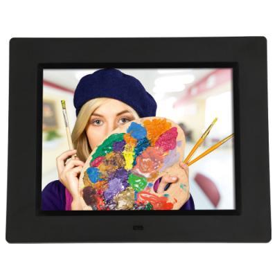 Digitální fotorámeček Rollei Degas DPF-800 černý