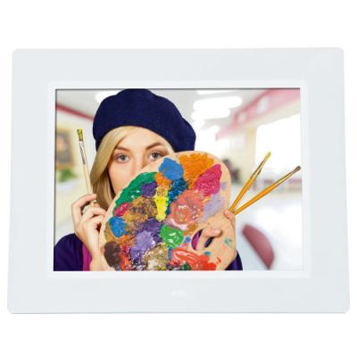 Digitální fotorámeček Rollei Degas DPF-850 bílý
