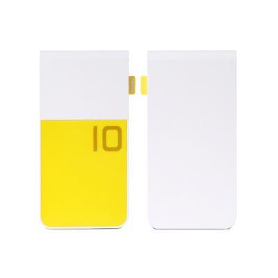 PowerBank REMAX Colorful žluto-bílá