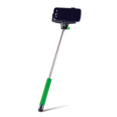 Selfie tyčka Forever MP-100 zelená