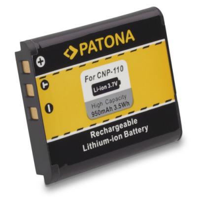 Baterie PATONA kompatibilní s Casio NP110