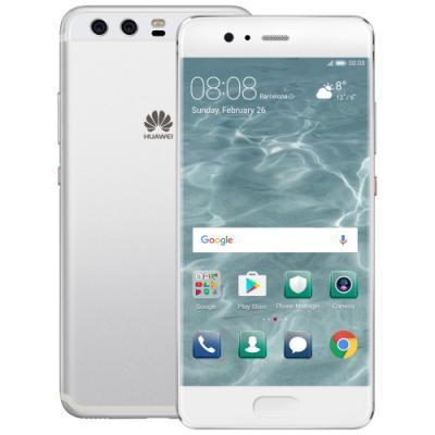 Mobilní telefon Huawei P10 stříbrný