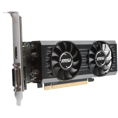 Grafická karta MSI Radeon RX 550 2GT LP OC 2GB