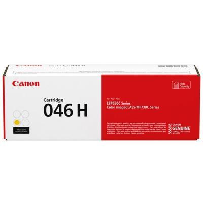 Toner Canon 046 H žlutý