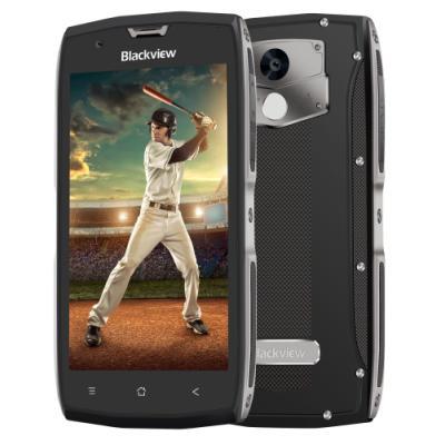 Mobilní telefon iGET Blackview GBV7000 stříbrný