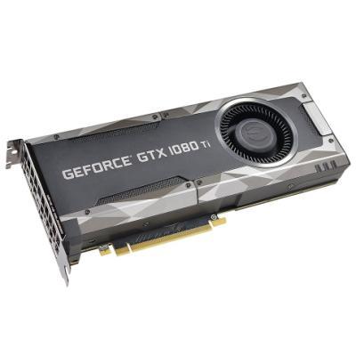 Grafická karta EVGA GeForce GTX 1080 Ti GAMING
