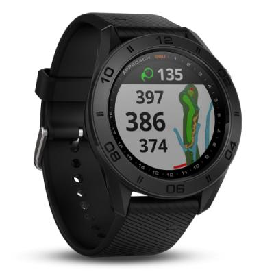 Golfové hodinky Garmin Approach S60 Lifetime černé