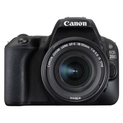 Zrcadlovka Canon EOS 200D + 18-55 STM