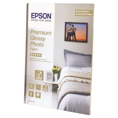 Fotopapír Epson Premium Glossy A4 15 ks