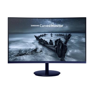 "LED monitor Samsung C27H580 27"""