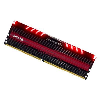 Operační paměť Team Delta Red DDR4 8GB 2400MHz