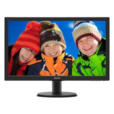 LED monitor PHILIPS 243V5LHSB5/00 23,6""