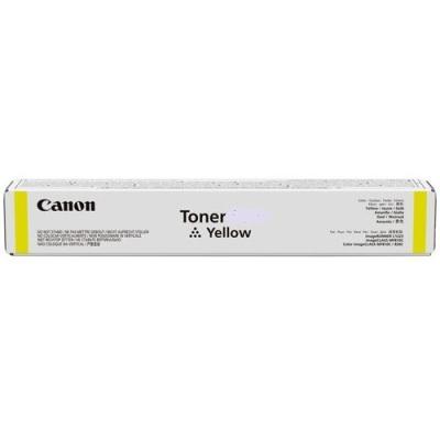 Toner Canon C-EXV54 žlutý