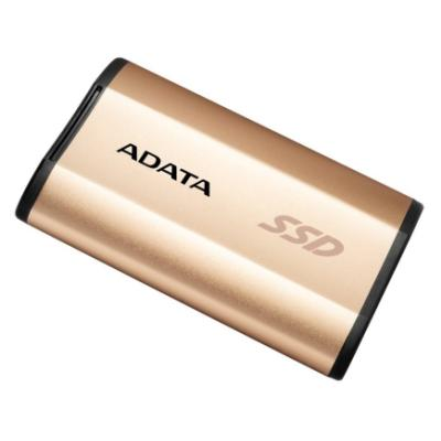 SSD disk ADATA SE730H 256GB zlatý