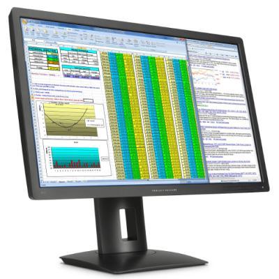 "LED monitor HP Z27q 27"""