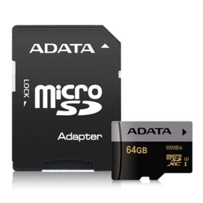 Paměťová karta ADATA Premier Pro Micro SDXC 64 GB