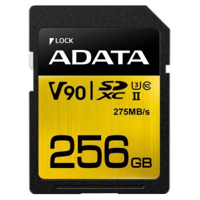 Paměťová karta ADATA Premier One SDXC 256GB