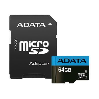 Paměťová karta ADATA Premier Micro SDXC 64GB