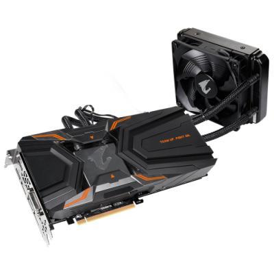 Grafická karta GIGABYTE GeForce GTX 1080 Ti AORUS