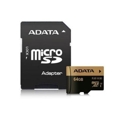 Paměťová karta ADATA XPG Series Micro SDXC 64GB