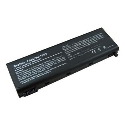 Baterie TRX pro Toshiba 4400 mAh