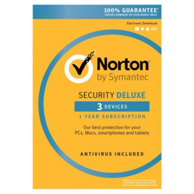 Antivir Symantec Norton Security Deluxe 3.0