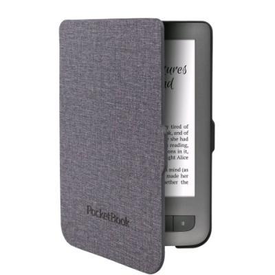 Pouzdro PocketBook pro 614 černo - šedé