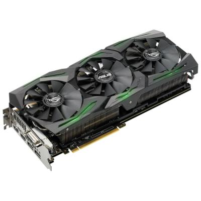 Grafická karta ASUS GeForce GTX 1080 Ti STRIX 11GB