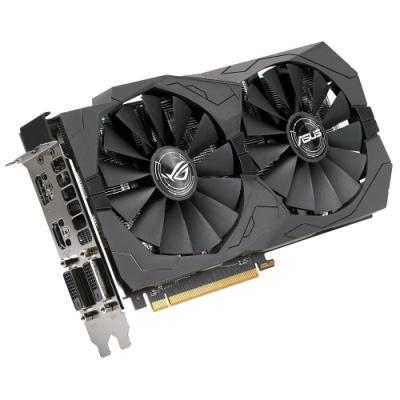 Grafická karta ASUS Radeon RX 570 STRIX 4GB