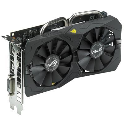 Grafická karta ASUS Radeon RX 560 STRIX 4GB