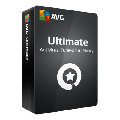 Antivir AVG Ultimate 2 roky