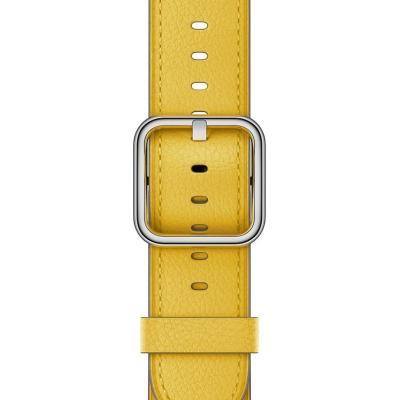 Řemínek Apple Sunflower Classic 42 mm žlutý