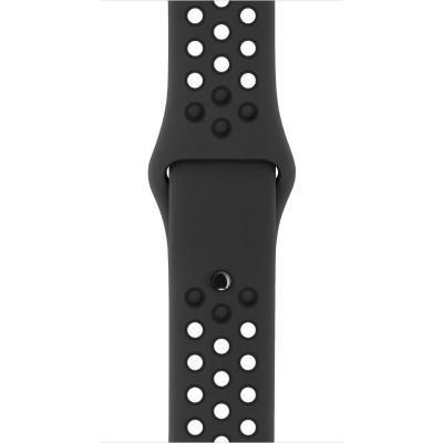 Řemínek Apple Nike Sport Band 42 mm černý