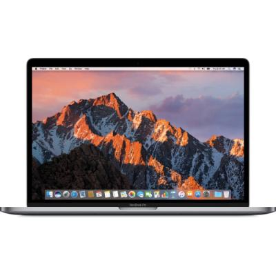 "Notebook Apple MacBook Pro 15"" Touch Bar šedá"