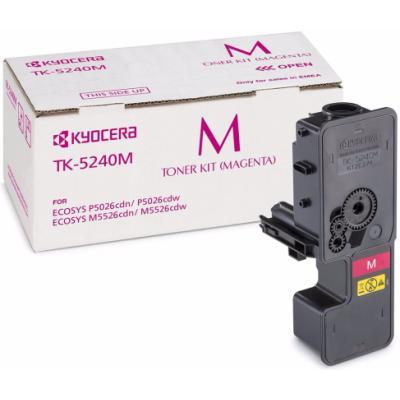 Toner Kyocera TK-5240M červený
