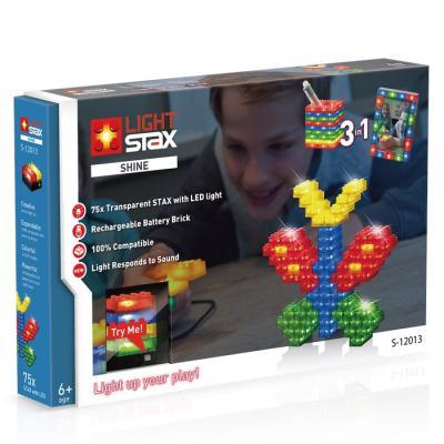 Stavebnice Light STAX Shine V2 3 v 1