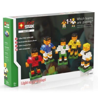 Stavebnice Light STAX Soccer 1 vs 1