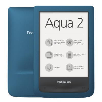 Čtečka elektronických knih PocketBook 641 Aqua 2